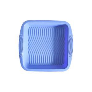 Forma-De-Silicone-Quadrada-Azul-22-x-22-x-5-Cm