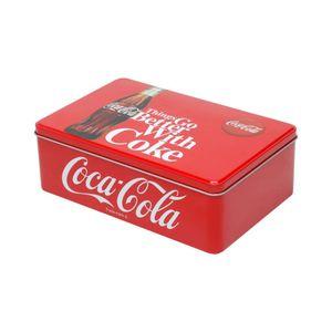 Lata-Metal-Quadrada-Com-Tampa-Coca-Cola-Better-With-Coke-Vermelho-20-X-13-X-6.8-Cm_C