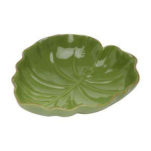 Prato-Em-Ceramica-Folha-Banana-Verde-16-x-15-x-45-Cm_A